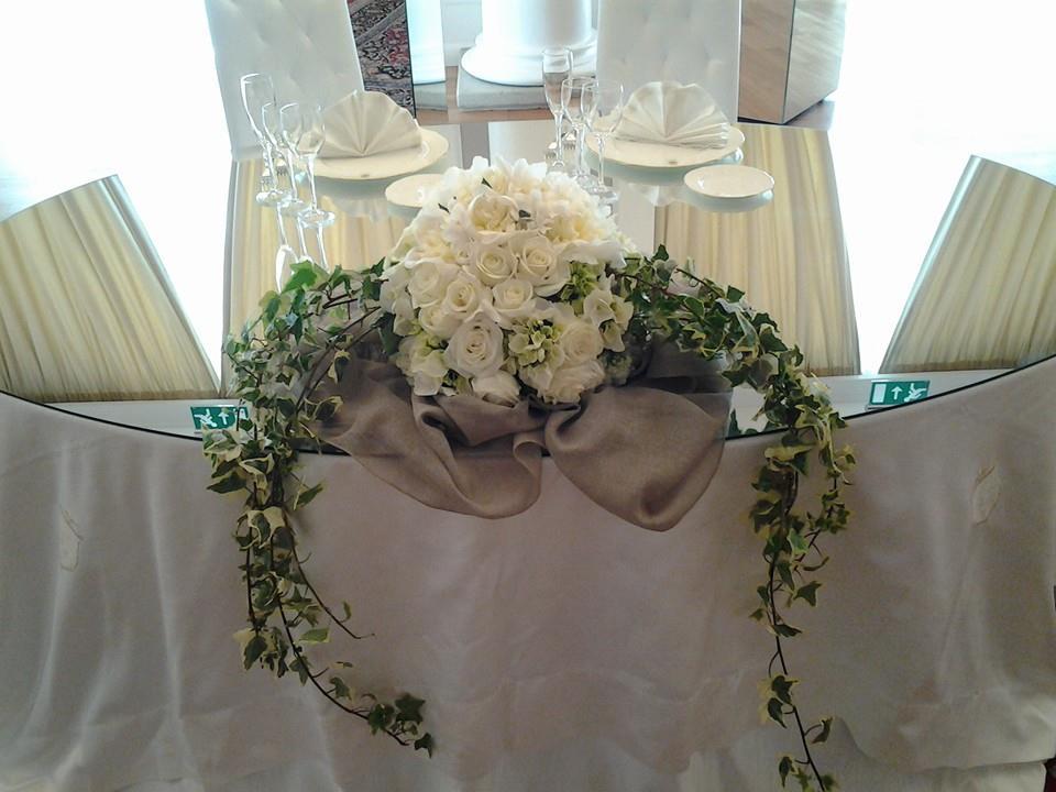 Decorazioni sala matrimoni migliore collezione for Decorazioni tavoli matrimonio