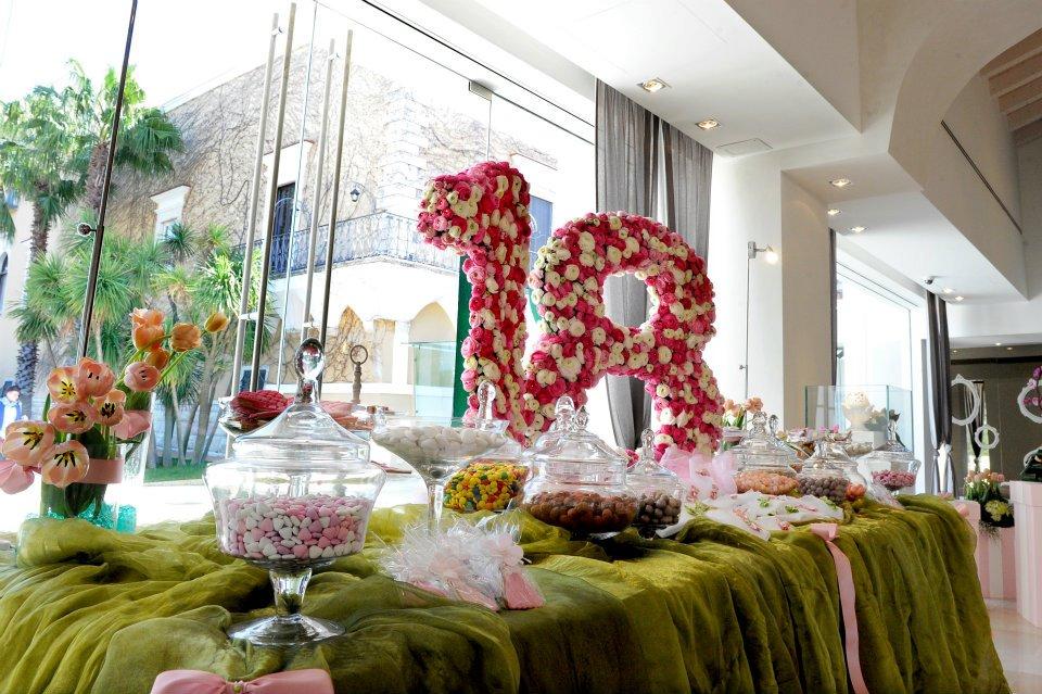 Eccezionale Addobbi floreali per feste di compleanno 18 anni PX95